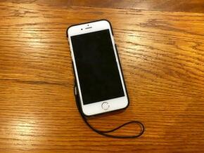 iPhone 7 Garmin Mount Case in Black Natural Versatile Plastic
