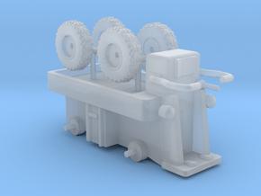 1/87 Scale DK3-M17 MultiCar in Smooth Fine Detail Plastic