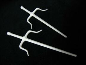 SD BJD Prop Sai in White Natural Versatile Plastic