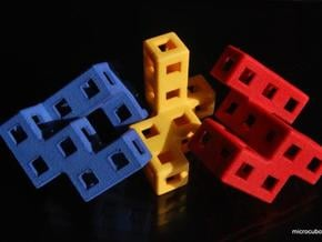 Three Easy Pieces in White Natural Versatile Plastic
