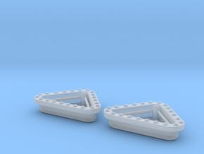 1.8 SUPER PUMA /EC725 CABIN DOOR JETTISON in Smooth Fine Detail Plastic