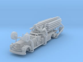 Seagrave 1951 1:160 in Smooth Fine Detail Plastic