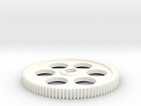 96T Atlas 618/Craftsman 101 Change Gear in White Processed Versatile Plastic
