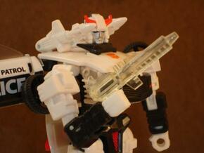 Sunlink - Groovy Gun in White Natural Versatile Plastic