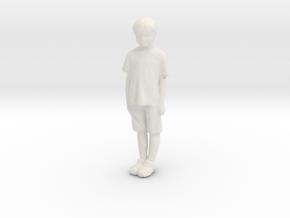 Printle C Kid 197 - 1/32 - wob in White Natural Versatile Plastic