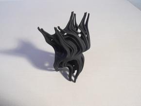 2 kinds of Julia set in Black Natural Versatile Plastic