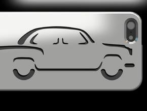 iPhone 5 case Ambassador or Landmaster in White Processed Versatile Plastic