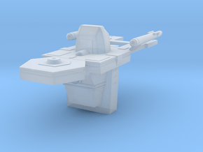 Antares (Very Small Scale) in Smooth Fine Detail Plastic