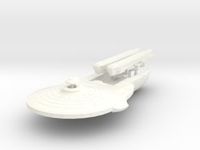 2500 Thufir destroyer in White Processed Versatile Plastic