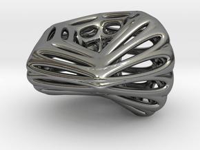 Klein Chopstick Rest (003) in Polished Silver