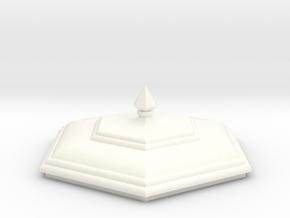 top_palanquin in White Processed Versatile Plastic