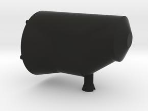 ScaledEngines_Transmission-highspeed in Black Natural Versatile Plastic