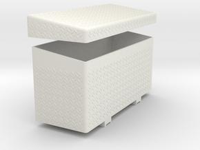 Assy-T-box in White Natural Versatile Plastic