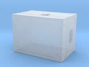 Printle Thing FlyCase - 1/24 in Smooth Fine Detail Plastic