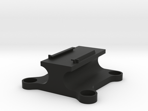 typhoon universal mount - partB in Black Natural Versatile Plastic