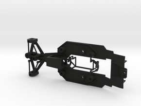 Policar chassis for Mclaren F1 92' in Black Natural Versatile Plastic