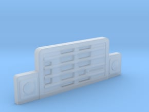 1/64 International S1700 grill in Smooth Fine Detail Plastic