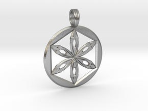 POWER SEED in Natural Silver