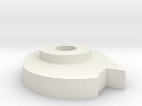 2017-12-12 Klappchip-1 in White Natural Versatile Plastic