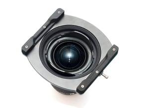 Adapter for M.Zuiko 7-14mm / NiSi V5 Pro holder in Black Natural Versatile Plastic