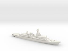 Type 679 Training Ship, 1/1250 in White Natural Versatile Plastic