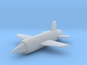 (1:285) Miles M.52 in Smooth Fine Detail Plastic