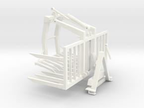 1:32 TA81-3m Silogabel in White Processed Versatile Plastic: 1:32