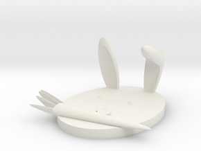 Dining helper in White Natural Versatile Plastic