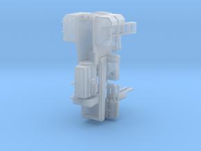 PART 1 4W305 ALLIS CHALMERS in Smooth Fine Detail Plastic
