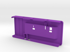 VMX-pi Lid [Raspberry Pi 3B/3B+] in Purple Processed Versatile Plastic