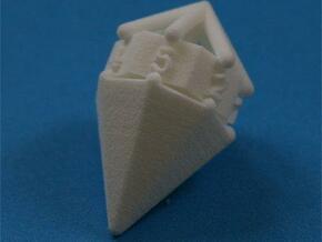 d7 cone in White Natural Versatile Plastic
