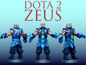 Dota2 Zeus in Full Color Sandstone