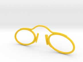 13b in Yellow Processed Versatile Plastic
