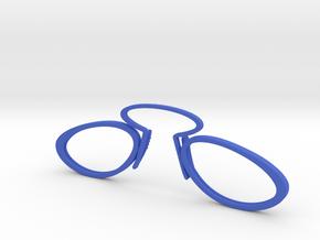 12a in Blue Processed Versatile Plastic