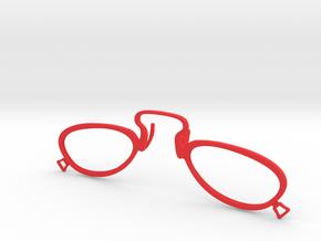 1f in Red Processed Versatile Plastic
