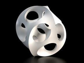 Hyperwine G1 in White Processed Versatile Plastic