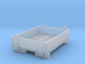 RAR 1plank flat in Smooth Fine Detail Plastic: 1:43.5