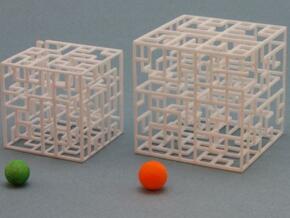 Maze Mix-pack 2 - 666,777 in White Natural Versatile Plastic