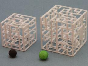 Maze Mix-pack 3 - 555,666 in White Natural Versatile Plastic