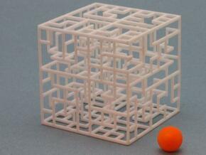 Escher's Playground 2-pack 777 in White Natural Versatile Plastic