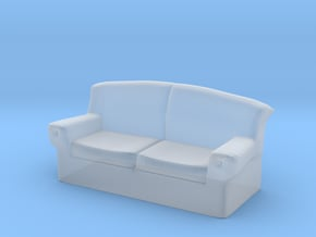 28mm scale Couch in Smooth Fine Detail Plastic