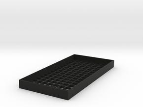 ultim8x8baffles in Black Natural Versatile Plastic