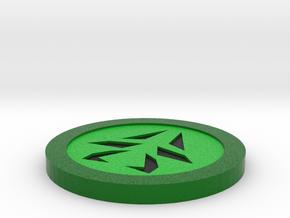 Green Charm in Full Color Sandstone