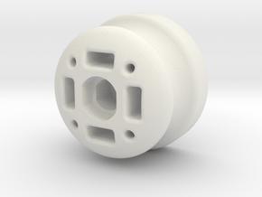 Hobby Holder Tripod Mod in White Natural Versatile Plastic