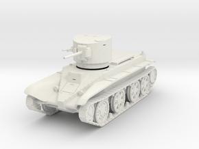 PV193 BT-2 M1932 Fast Tank (1/48) in White Natural Versatile Plastic