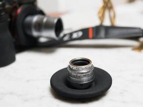 D-Mount to Sony FE-Mount Adapter in Black Natural Versatile Plastic