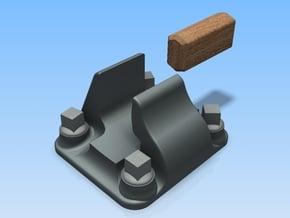 M1 Medium Bridge Chair & Separate Keys - 20 in Smooth Fine Detail Plastic
