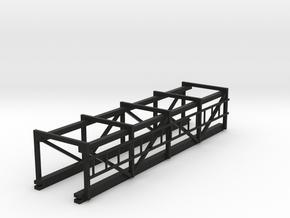 1 50  - 20 FT section Swinging box lead in Black Natural Versatile Plastic