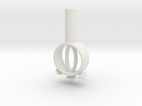 Lens Of Truth in White Natural Versatile Plastic