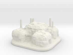 The space luxury item plant in White Natural Versatile Plastic